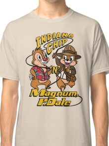 Indiana Chip 'n' Magnum, P.Dale Classic T-Shirt