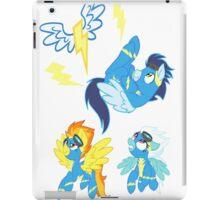 Equestrias Fastest Flyers iPad Case/Skin