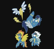 Equestrias Fastest Flyers T-Shirt