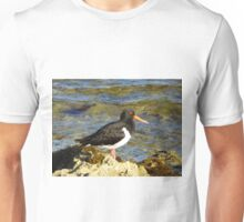 Oyster Catcher Unisex T-Shirt