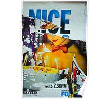 Nice Cake - Street Poster 05 Poster