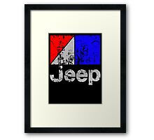 AMC Jeep Framed Print