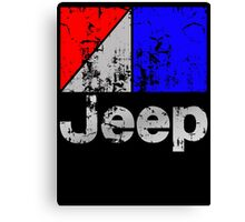 AMC Jeep Canvas Print