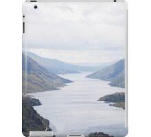 LOCH SHIEL SCOTTISH HIGHLANDS iPad Case/Skin