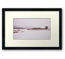 Livermore #4 Framed Print