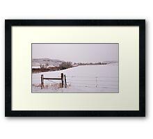 Livermore #5 Framed Print