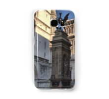 The Temple Bar Memorial (1880) London Samsung Galaxy Case/Skin