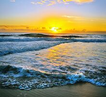 Twin Waters Dawn by Tracie Louise