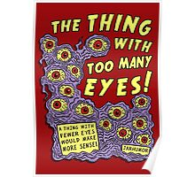 Too Many Eyes Poster
