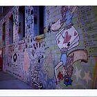 Stencil Wall - Polaroid by tano