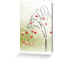 * tree of hearts * Greeting Card