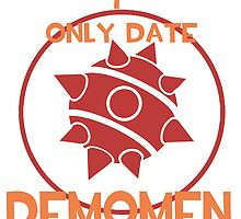 I only date demomen- RED by macncheesecabra