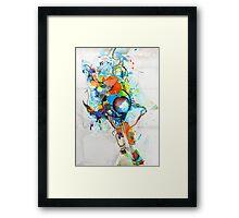 Nectar Flow Framed Print