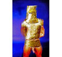 Ned Kelly - the myth revealed      Photographic Print
