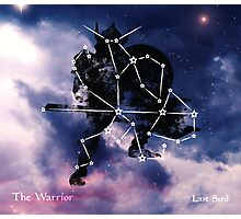ES Birthsigns: The Warrior Photographic Print