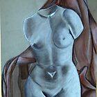 torso, sculpture by sevencrabs
