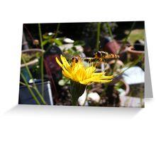 Nectar Breakfast Greeting Card