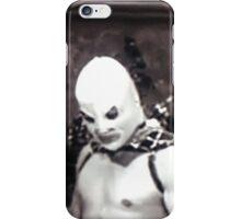 Santo - El Enmascarado de Plata iPhone Case/Skin