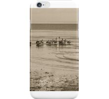 Family Meeting iPhone Case/Skin