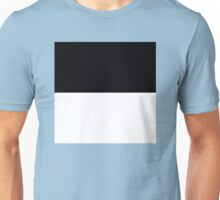 Flag of Canton of fribourg Unisex T-Shirt