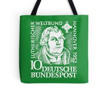 Martin Luther (Deutsche Bundespost) Tote Bag