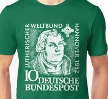 Martin Luther (Deutsche Bundespost) Unisex T-Shirt