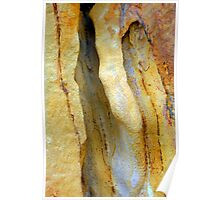 Sandstone Ripples Poster
