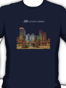 Boston Financial District T-Shirt