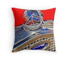30' Ford  Throw Pillow