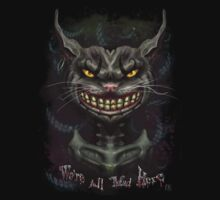 Cheshire Cat by Fenrirprime