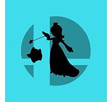 Smash Logo - Rosalina and Luma Photographic Print