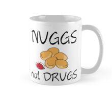 NUGGS NOT DRUGS Mug