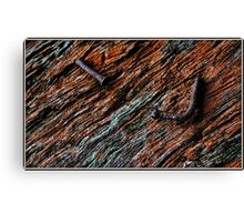Rusty Nails - Yearning Canvas Print