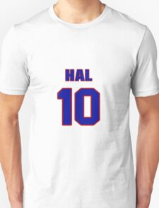 National Hockey player Hal Laycoe jersey 10 T-Shirt