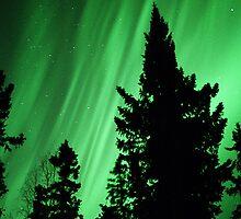 Northern Nights #10 by peaceofthenorth
