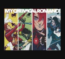 My Chemical Romance - Danger Days T-Shirt