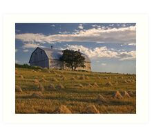 Harvest Time Art Print