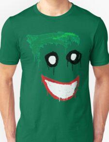 Joker Graffiti Unisex T-Shirt