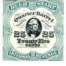 beer stamp by yvonne willemsen