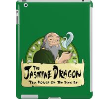 The Jasmine Dragon Tea House iPad Case/Skin