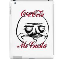 Coca-Cola - Me Gusta iPad Case/Skin