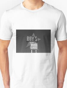 Route 66 - Roy's of Amboy, California T-Shirt