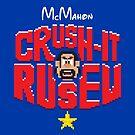 Crush-It Comrade by thom2maro