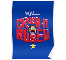 Crush-It Comrade Poster