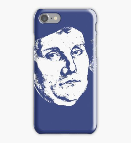 MARTIN LUTHER-3 iPhone Case/Skin