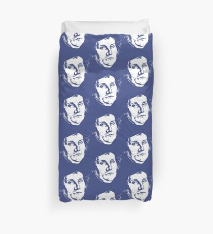 MARTIN LUTHER-3 Duvet Cover
