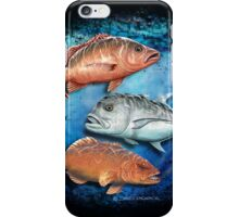 Mixed Reef fish iPhone Case/Skin