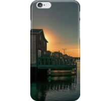 Sunset at Peggy's Cove II iPhone Case/Skin