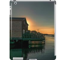 Sunset at Peggy's Cove II iPad Case/Skin