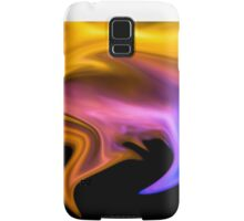 Exotic Flame Samsung Galaxy Case/Skin